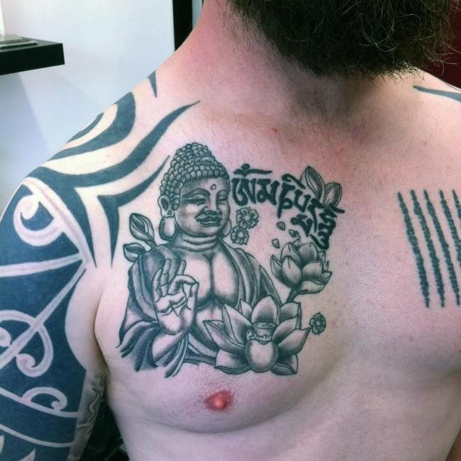Buddha Tattoo Designs.39