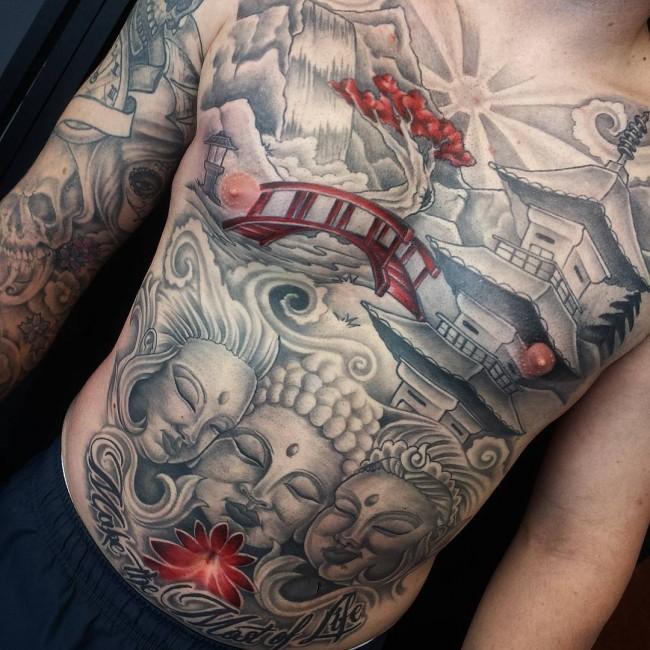 Buddha Tattoo Designs.40