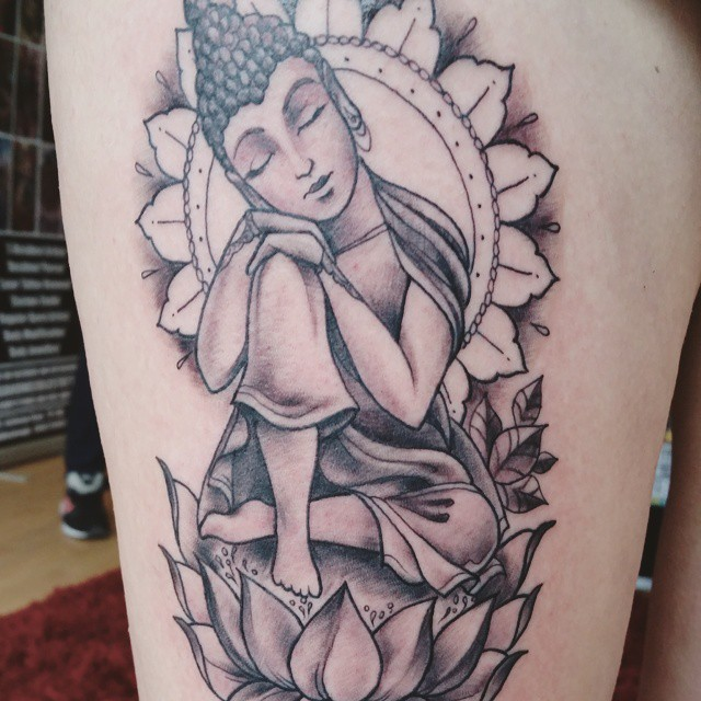 Buddha Tattoo Designs.42
