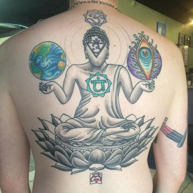 Buddha Tattoo Designs.43