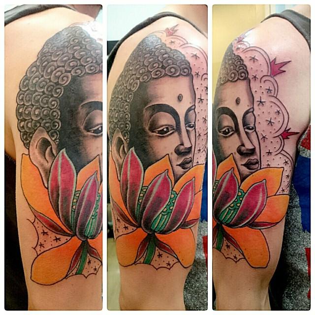 Buddha Tattoo Designs.44