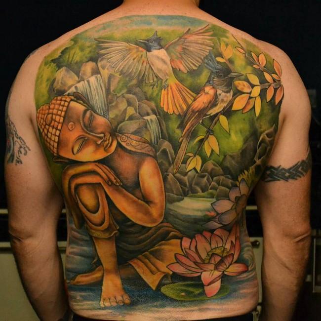 Buddha Tattoo Designs.45