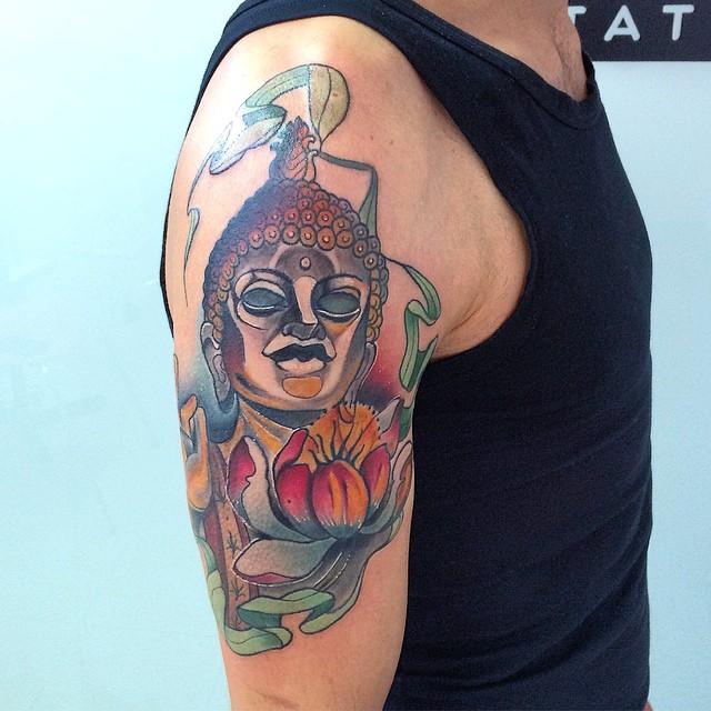 Buddha Tattoo Designs.46
