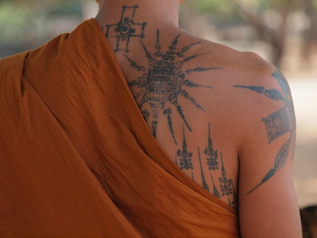 Buddha Tattoo Designs.5