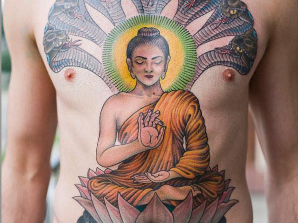 Buddha Tattoo Designs.52
