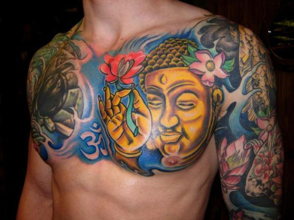 Buddha Tattoo Designs.55