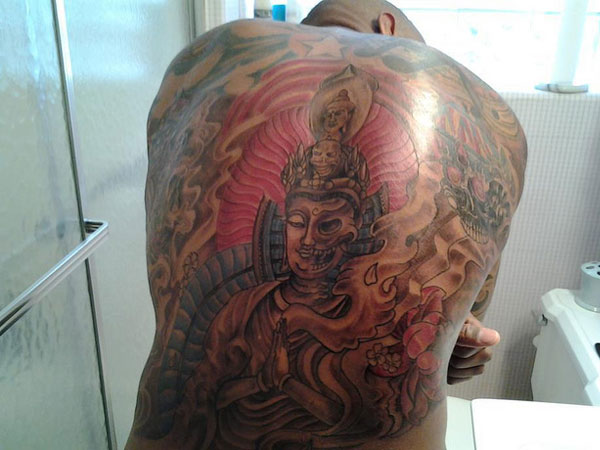 Buddha Tattoo Designs.56