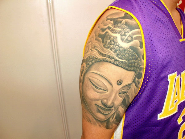 Buddha Tattoo Designs.57