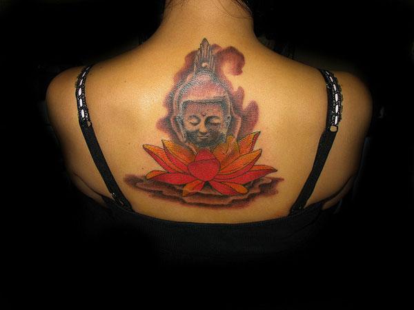 Buddha Tattoo Designs.58