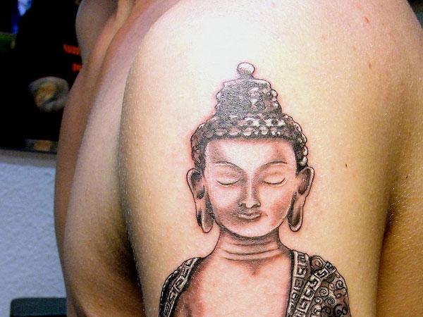 Buddha Tattoo Designs.59