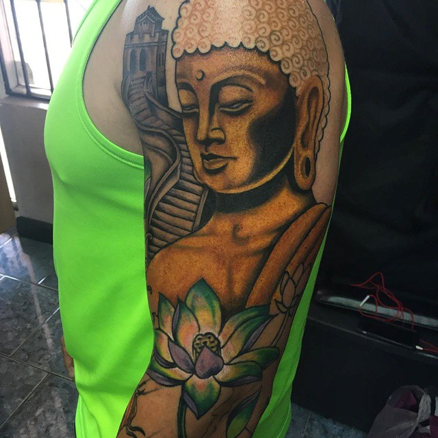Buddha Tattoo Designs.60