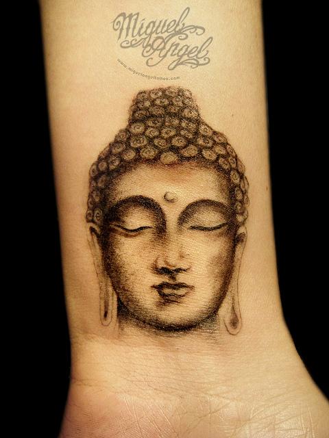 Buddha Tattoo Designs.7