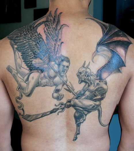 Devil Tattoos Designs.1