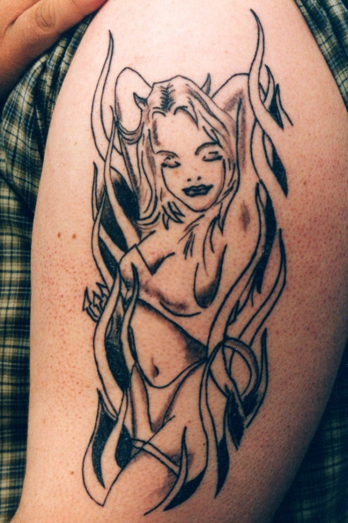 Devil Tattoos Designs.10