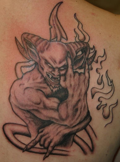 Devil Tattoos Designs.11