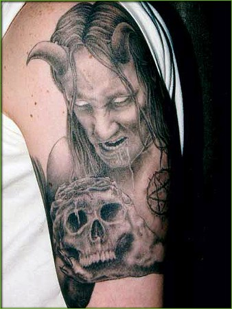 Devil Tattoos Designs.26