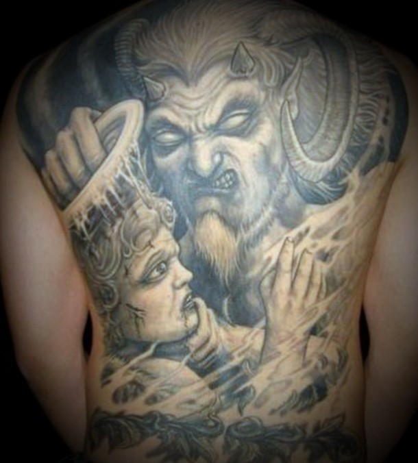 Devil Tattoos Designs.30