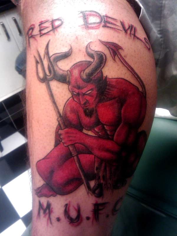 Devil Tattoos Designs.31