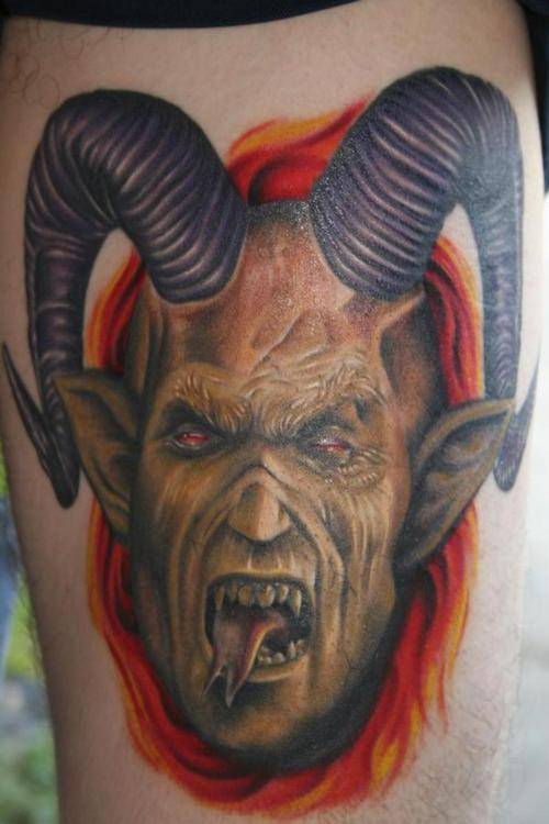 Devil Tattoos Designs.32
