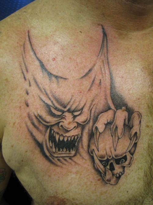 Devil Tattoos Designs.33