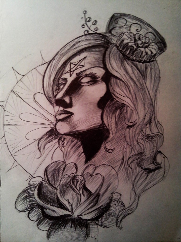 Devil Tattoos Designs.35