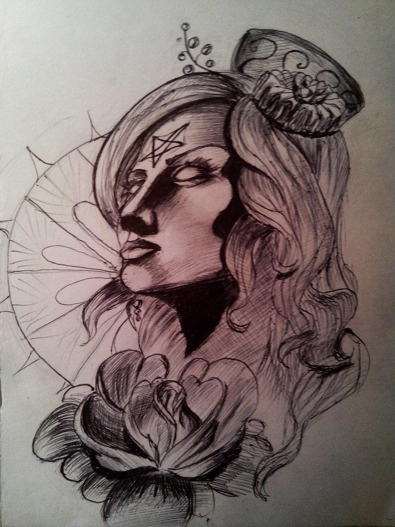 4e54857f0dadc 65 Unusual and Creative Devil Tattoo Designs