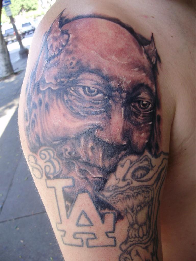 Devil Tattoos Designs.36