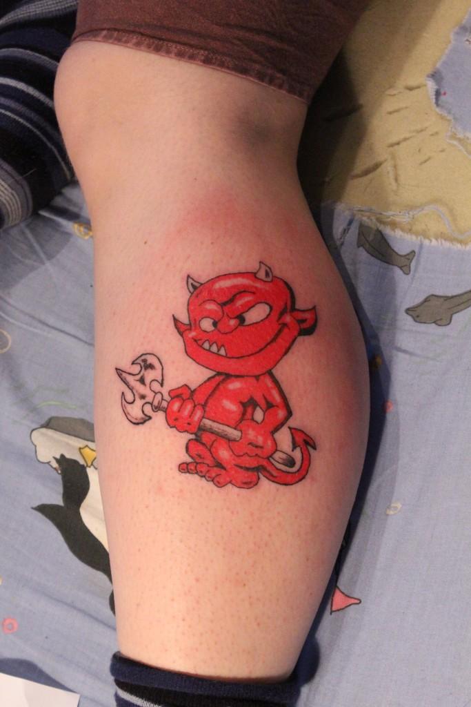 Devil Tattoos Designs.38