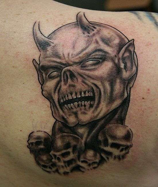 Devil Tattoos Designs.40