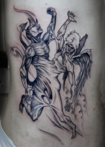 Devil Tattoos Designs.42