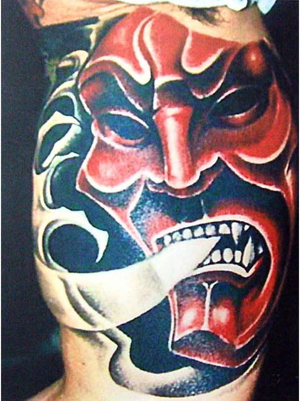 Devil Tattoos Designs.43