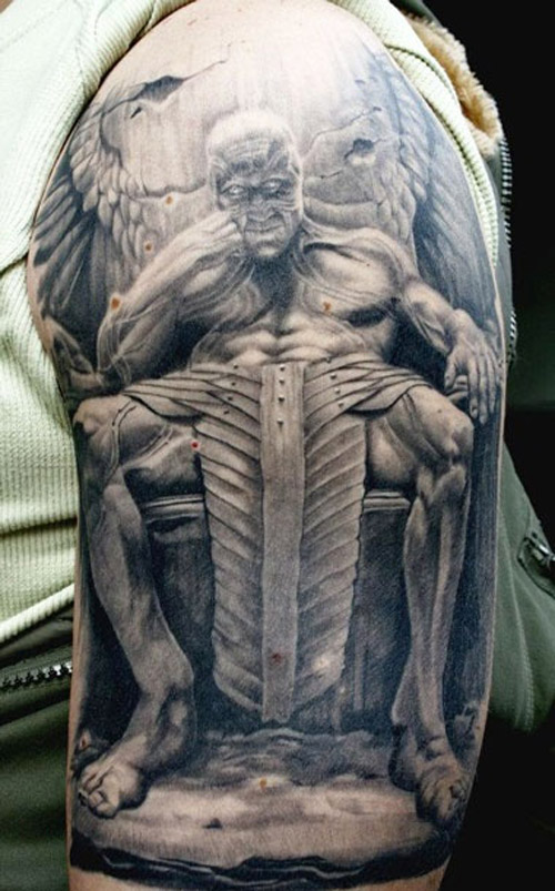 Demon Tattoos and Designs| Page 189 |Evil Devil Tattoos