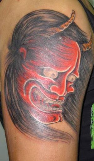 Devil Tattoos Designs.54