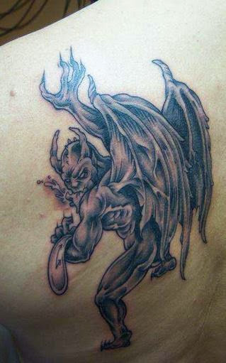 Devil Tattoos Designs.59