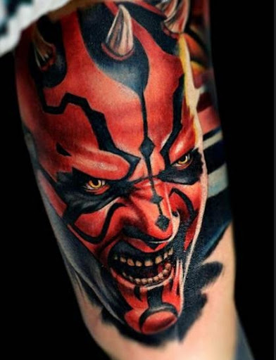 Devil Tattoos Designs.61