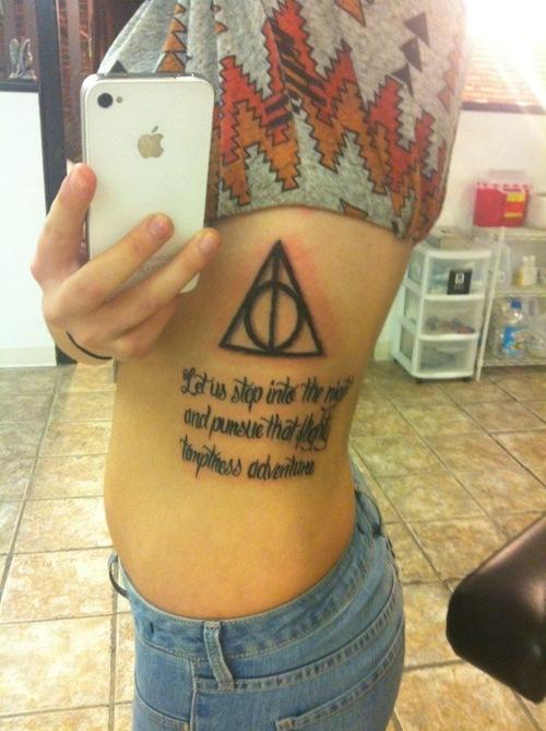 Harry Potter Tattoos.22