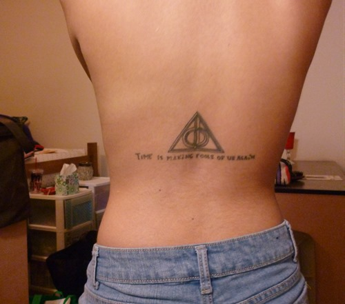 Harry Potter Tattoos.39
