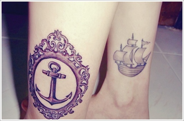 Nautical Tattoo Designs.10