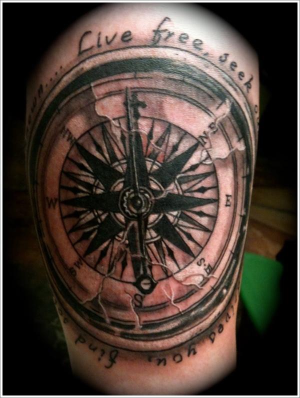 Nautical Tattoo Designs.12