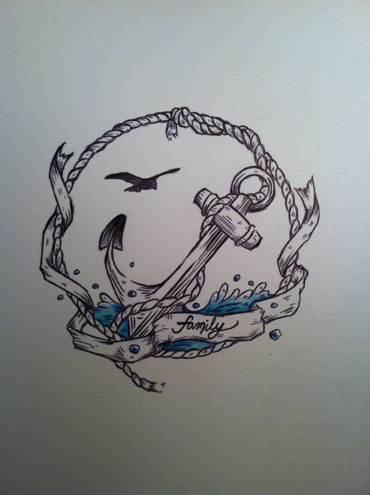 Nautical Tattoo Designs.18