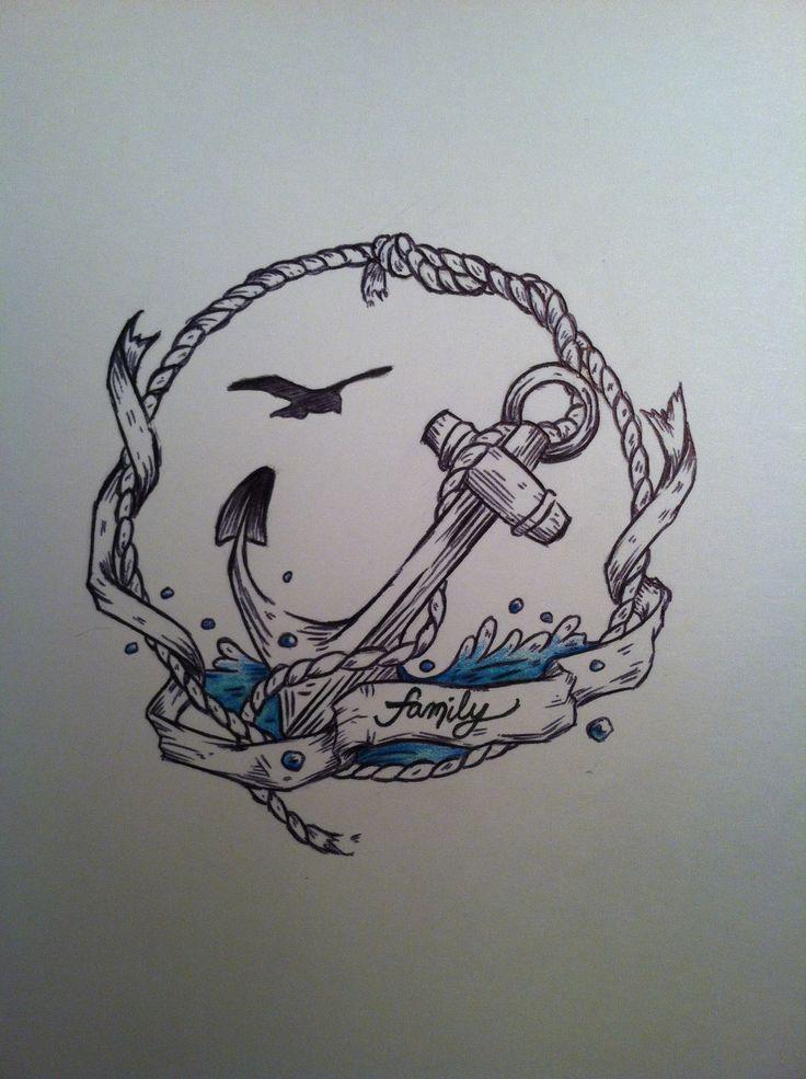 Nautical Tattoo Designs.18