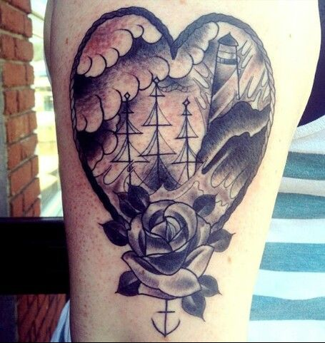 Nautical Tattoo Designs.27