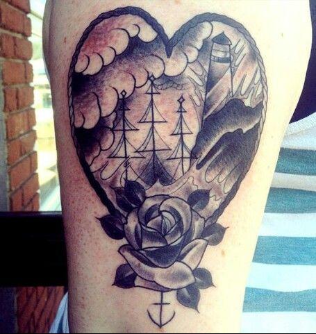 Nautical Tattoo Designs.27