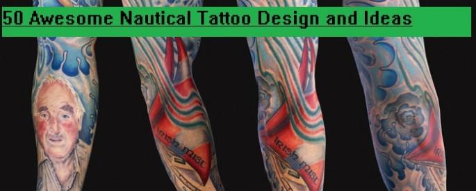 Nautical Tattoo Designs.30