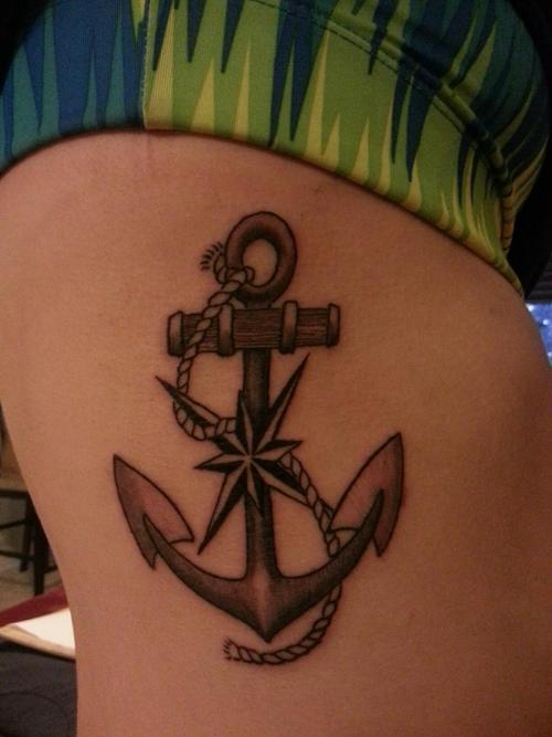 Nautical Tattoo Designs.32