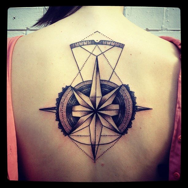 Nautical Tattoo Designs.34