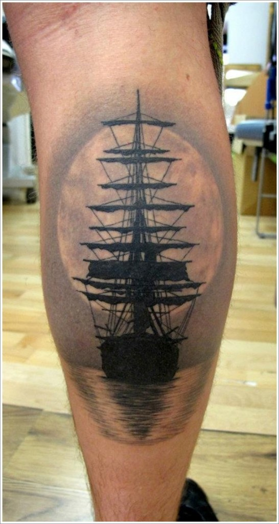 Nautical Tattoo Designs.41
