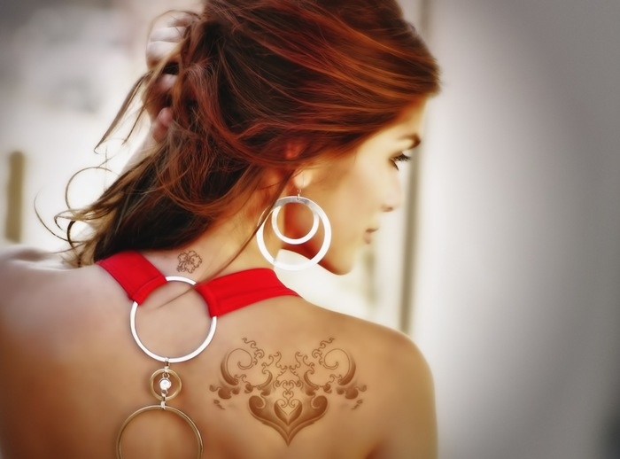 Beautiful Tattoos for Girls.13
