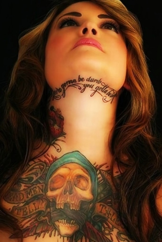 Beautiful Tattoos for Girls.4