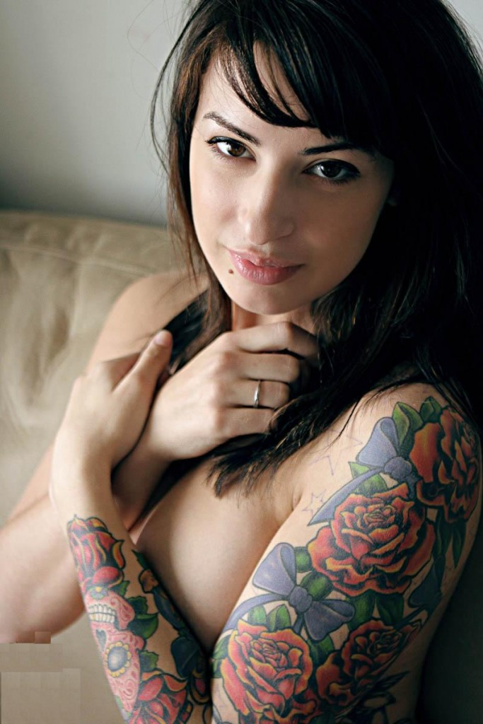Beautiful Tattoos for Girls.48